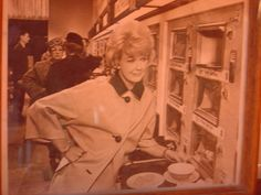 doris day's automat - this is from the movie, That Touch of Mink, with Cary Grant. Classic!