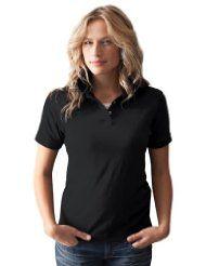 anvil Damen Poloshirt Regular Fit, 4680