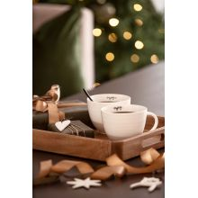 #Nyheter #interior #krus #jul #jul19 #julepynt #juleinspo #advent #julestemning   Kremmerhuset Tableware, Brown, Velvet, Dinnerware, Tablewares, Brown Colors, Dishes, Place Settings