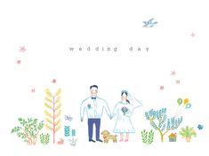 50 Ideas Wedding Couple Drawing Hand Drawn Save The Date Vintage Wedding Invitations, Wedding Invitation Wording, Wedding Couples, Wedding Photos, Wedding Ideas, Wedding Planning Binder, Navy Wedding Flowers, Chic Bridal Showers, Wedding Illustration