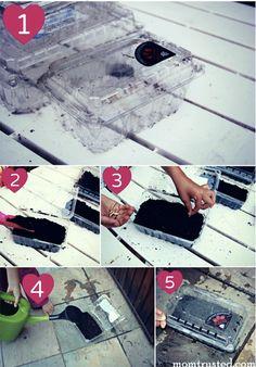 recycling-mini-greenhouses