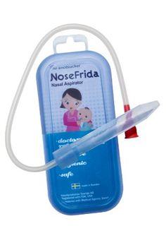 NoseFrida Nasal Aspirator  $16.00