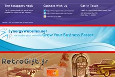 design PROFESSIONAL header or banner for your site
