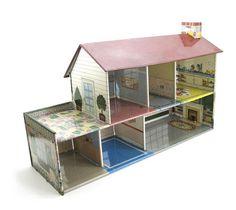 1960's Dollhouse - I think I had this