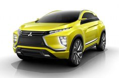 The Mitsubishi eX Concept SUV made its debut at the 2015 Tokyo motor show, and it has regularly been displayed since. Most recently, it was shown in November at the Los Angeles motor show.