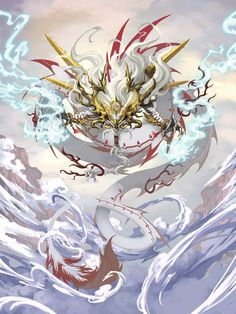 Dragão japão ok por pamansazz no DeviantArt