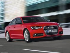 Audi S6 2013: Competing against Mercedes and BMW