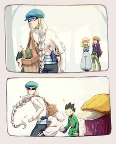 alderion-al: Ups, poor… Killua