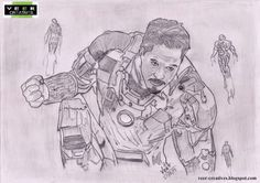 vEEr Creatives: Iron Man