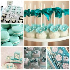 Tiffany Blue Themed Wedding Ideas And Invitations- Perfect For Winter Weddings