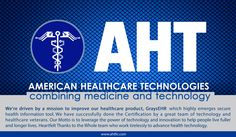 We're driven by a mission to improve our #healthcare product #GraysEHR, which highly emerges secure #health information tool. We have successfully done the Certification by a great team of technology and healthcare veterans. Our Motto is to leverage the power of technology and innovation to help people live fuller and longer lives. Heartfelt Thanks to the Whole team who work tirelessly to advance health technology. http://www.ahtllc.com/