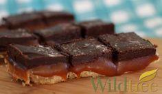 Wildtree's Salted Caramel Espresso Bars Recipe YUM! shop now at www.mywildtree.com/JessH