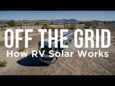 If you're feeling overwhelmed and confused about how RV solar works like we were when we first started, this is foryou.