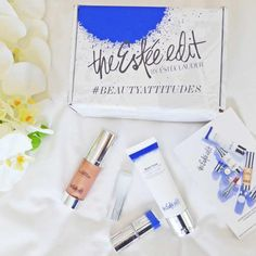 The Estee Edit Voxbox #BeautyAttitudes #spon   @TheEsteeEdit & @Influenster