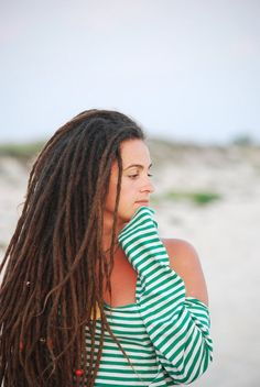 When I get dreads I want them to be nice and skinny like these