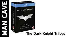 Man Cave: The Dark Knight Trilogy