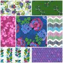 Blythe Fat Quarter Bundle in Garden