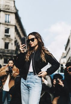 Day 12: Practice your best street style pose.