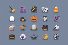 Halloween is just around the corner, so it's time to share some creepy stuff with you guys ! Here's a list of (mainly) vector Halloween freebies for your Halloween party/projects/apps and more. Halloween Designs, Halloween Icons, Spooky Halloween, Happy Halloween, Halloween Tattoo, Halloween Doodle, Halloween Illustration, Cartoon Drawings, Cute Drawings