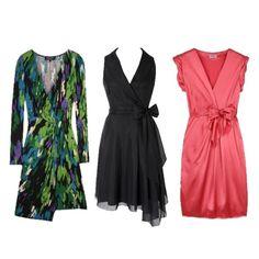 Ideias de vestidos para ampulheta.