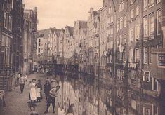 Amsterdam, c1910