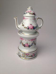 Limoges Miniature Teapot | eBay