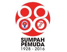 Logo dan Tema Peringatan Hari Sumpah Pemuda / HSP Ke-88 Tahun 2016 | Warung Baca
