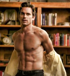 Matt Bomer....HOT! ....Hmm, Mr. Christian Grey?