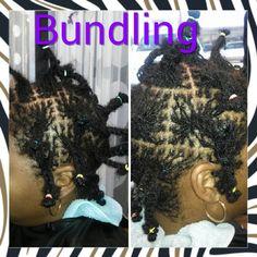 Teach your clients how to bundle and shampoo their Sisterlocks