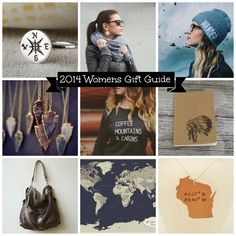 The Chic Country Girl: 2014 Holiday Gift Guides: Unique Gifts For The Men & Women In Your Life 2014 Womens Gift Guide Etsy Finds