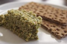 Chickweed Pate - more food from weeds!