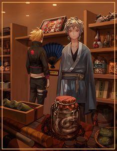 mitsuki and boruto Anime Naruto, Naruto Shippuden Sasuke, Mitsuki Naruto, Naruto Cute, Sarada Uchiha, Naruto Funny, Naruto And Sasuke, Kakashi, Sasunaru
