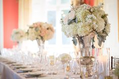Southern Glam with Old World Touches on Borrowed & Blue.  Photo Credit: Alice Keeney Photography