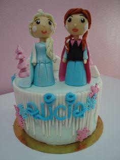 Tarta Frozen Frozen Cake