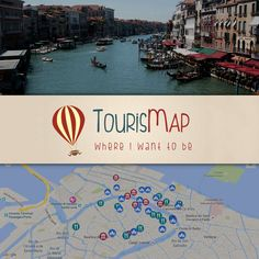 """TourisMap has no problem when it's run on #smartphones, as well as has no problem if it is run on #tablets and #phablet. Here are some screenshots of TourisMap show you how its look on a 10"""" tablet.  #app #android #tablet #smartphone #phablet"""