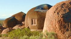 Naries Namakwa Retreat, Springbok. Northern Cape. South Africa.
