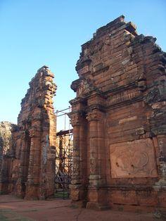 Ruinas de San Ignacio. Misiones - Argentina.