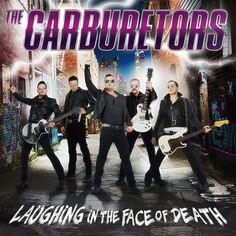 DAY ON A SCREEN: THE CARBURETORS - LAUGHING IN THE FACE OF DEATH (teaser)
