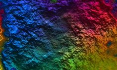 Iridescent Abstract Jigsaw Puzzle - click to play now! #jigsawpuzzle