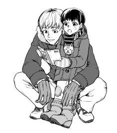 hide and kaneki