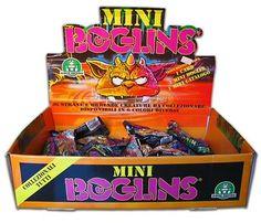 Mini Boglins!