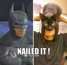 Nailed it, Ben Affleck