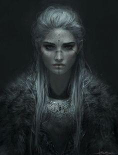 Resultado de imagem para viking woman fantasy
