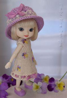 Violas & Violet for Amelia Thimble | Flickr - Photo Sharing!