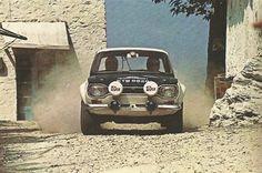 Jean-François Piot – Jean Todt Acropolis 1970