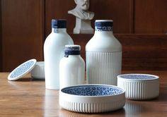 Royal Delft | Blue Collar Range | design by Arian Brekveld