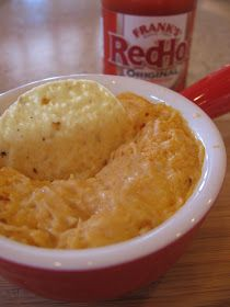 cookin' up north: Franks Buffalo Chicken Dip
