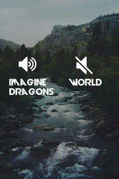 Siempre que suena Imagine Dragons, Bastille o tøp