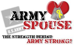 There's Army strong, then there's Army Wife strong.