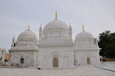 Historical monuments of Burhanpur